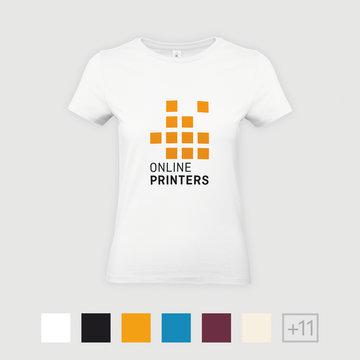 B&C T shirts Damer   Onlineprinters