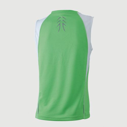 grøn / hvid