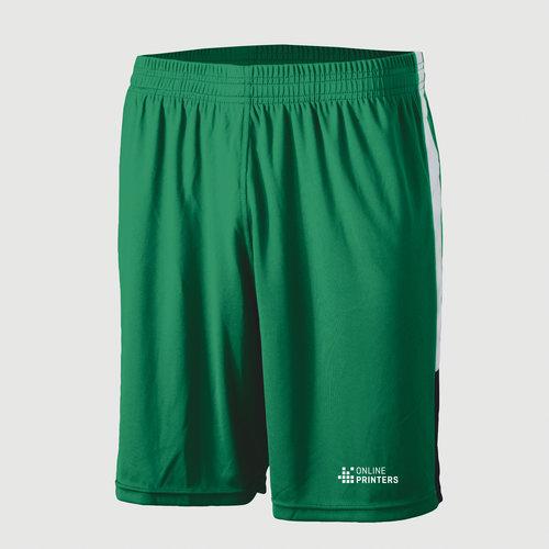 grøn / hvid / sort