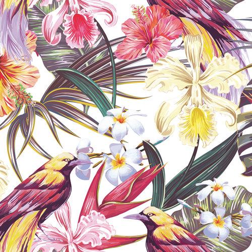 Blomstermønster