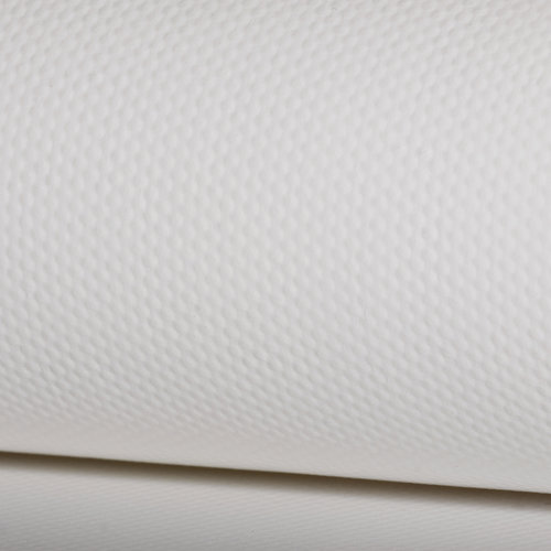 PVC, mat bagside (uden tryk)