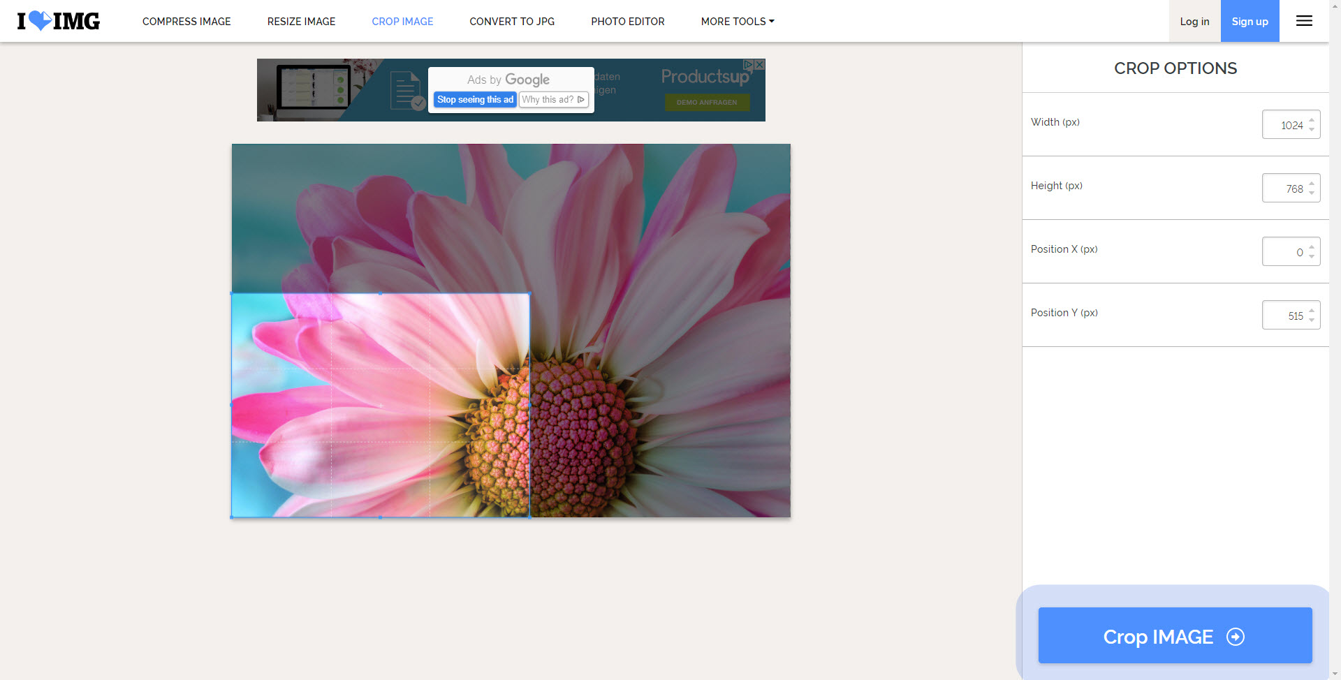 redigera bilder online